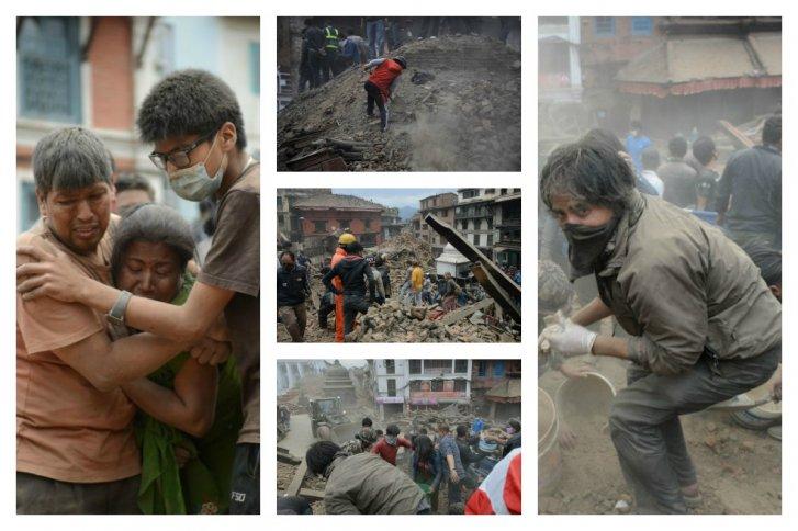 Terremoto en Nepal26