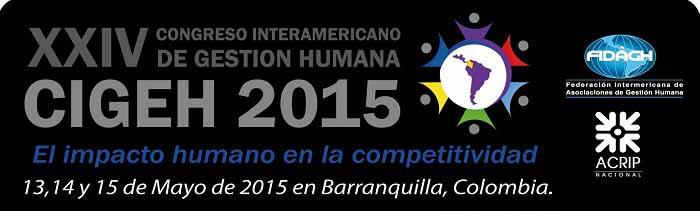 XXIV Congreso Interamericano de Gestión Humana (CIGEH)