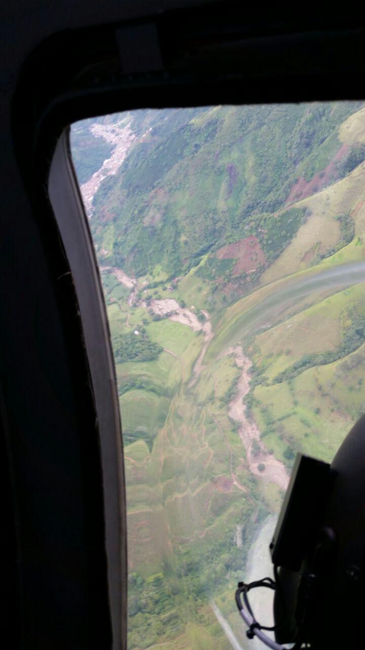AVALANCHA EN SALGAR ANTIOQUIA00
