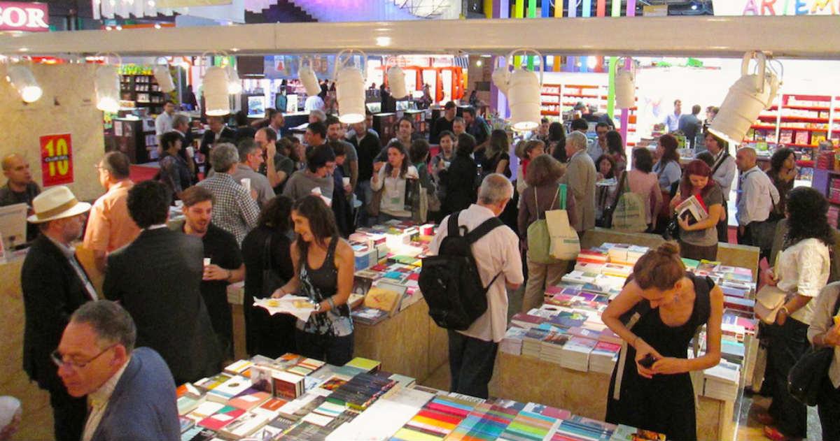 Aspectos Feria del Libro