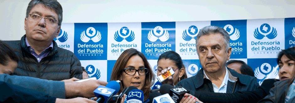 Declaraciones del Gobierno tras cuarta jornada de diálogos con Fecode