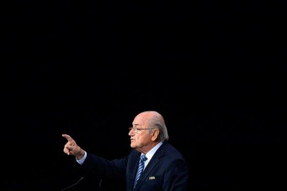 El suizo Joseph Blatter