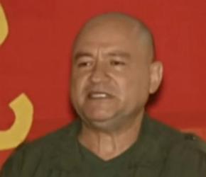 Guerrillero 'Carlos Antonio Lozada'