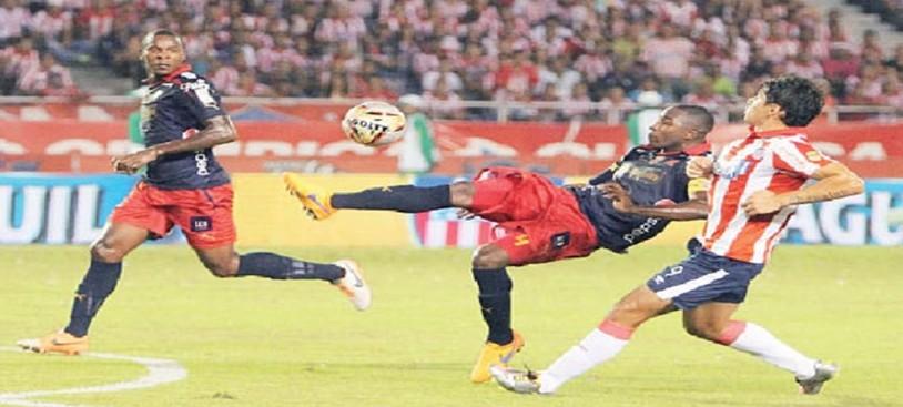 Junior perdio el partido con Medellin por error