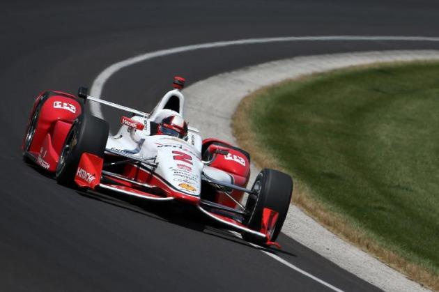 Montoya ganó por segunda vez las 500 Millas de Indianápolis6