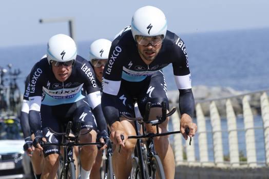 Rigoberto primera etapa del Giro