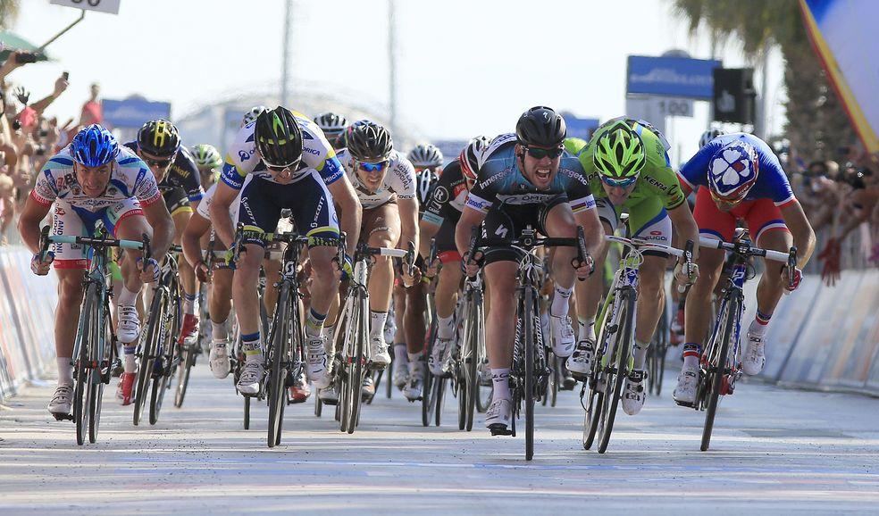 Septima etapa Giro