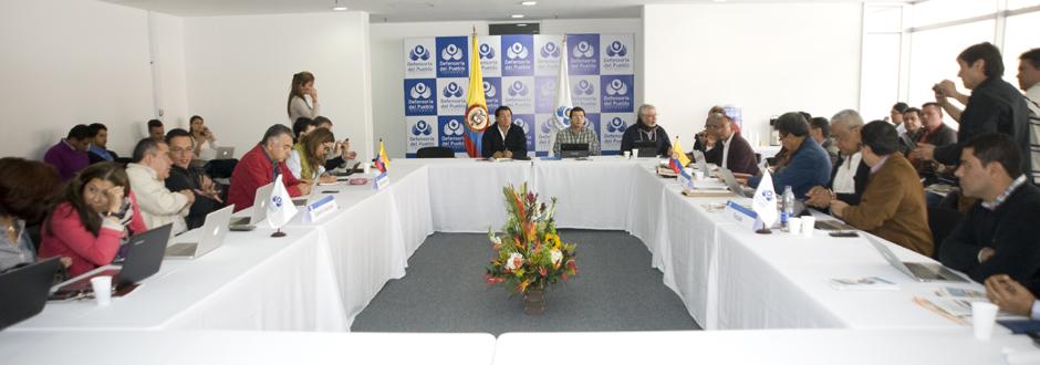 Tercer día de diálogos entre Gobierno Nacional y Fecode