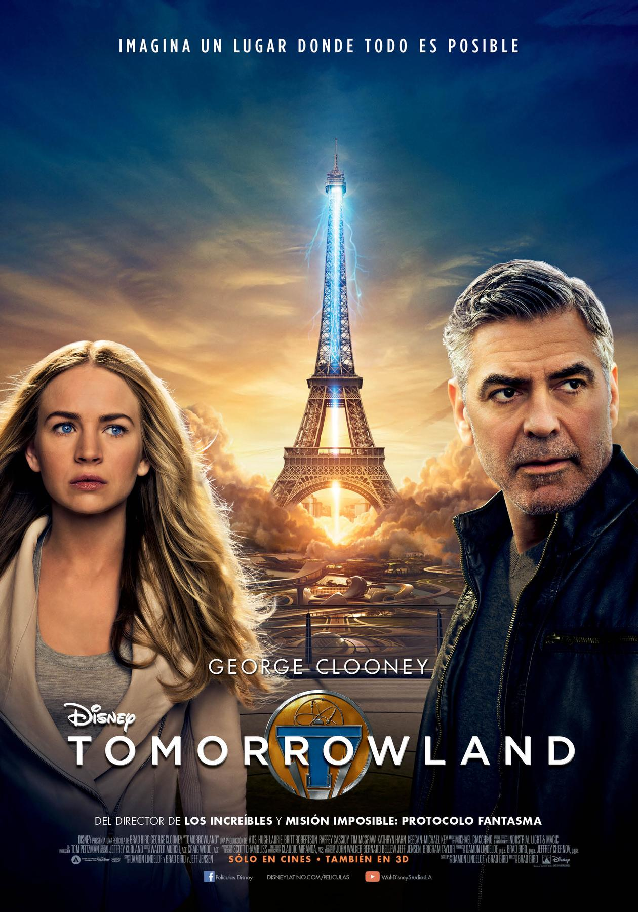 Tomorrowland - Poster Oficial