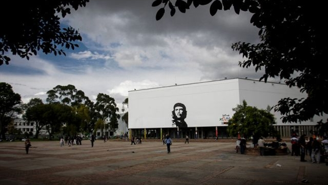 Universidad Nacional, Bogotá.