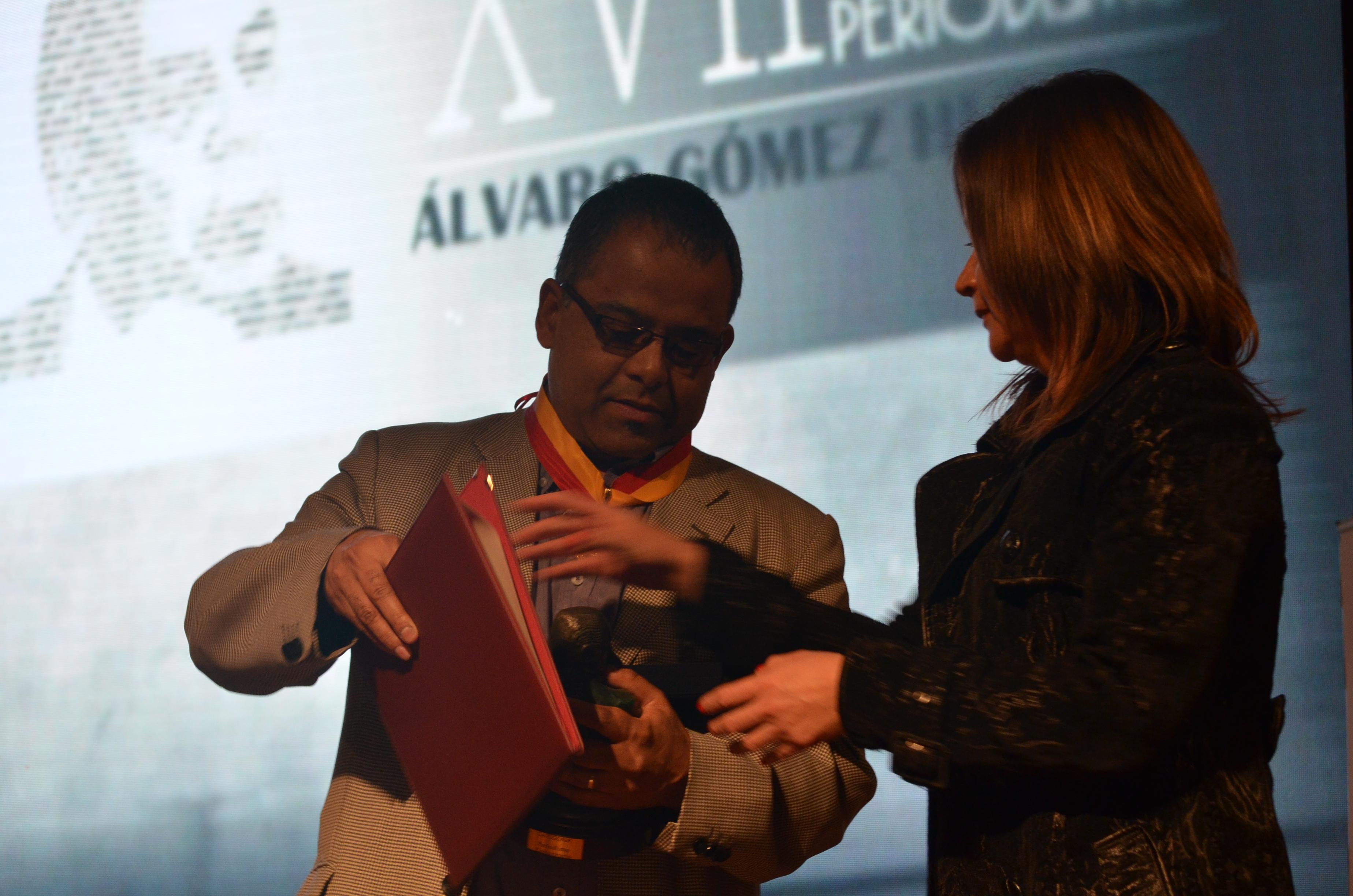 premio Álvaro Gómez Hurtado