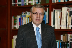 presidente Néstor Osuna