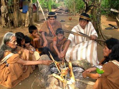 resguardo indígena del pueblo Hitnü