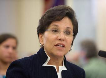 secretaria de Comercio de Estados Unidos, Penny Pritzker