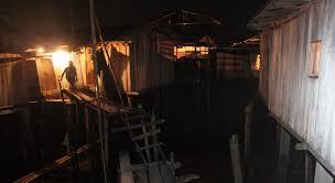 Tumaco y 5 municipios más quedaron sin el servicio eléctrico. Pondrán en marcha plantas térmicas.
