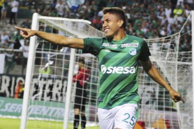 Andres Felipe Roa (Deporcali)
