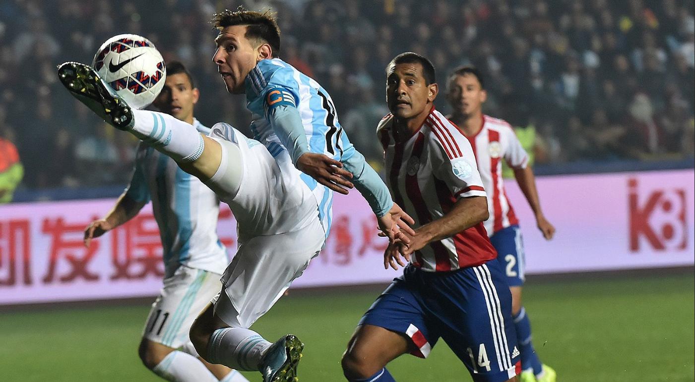 Argentina Humillo a Paraguay2