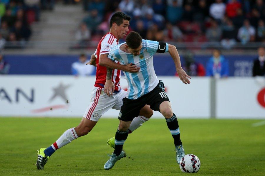 Argentina no pudo con Paraguay3