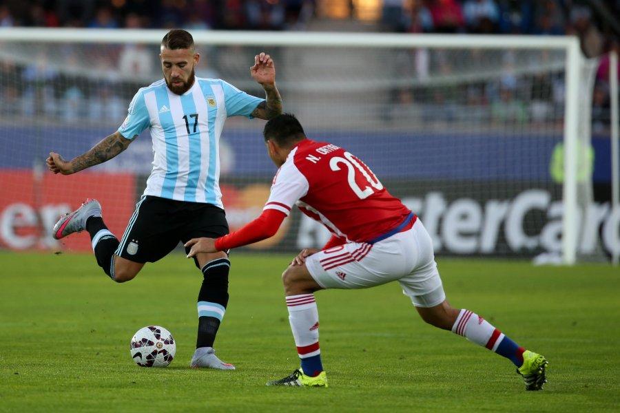 Argentina no pudo con Paraguay4