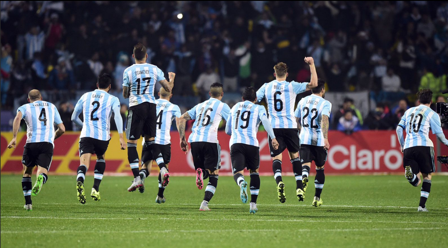 Argentina saco a Colombia4