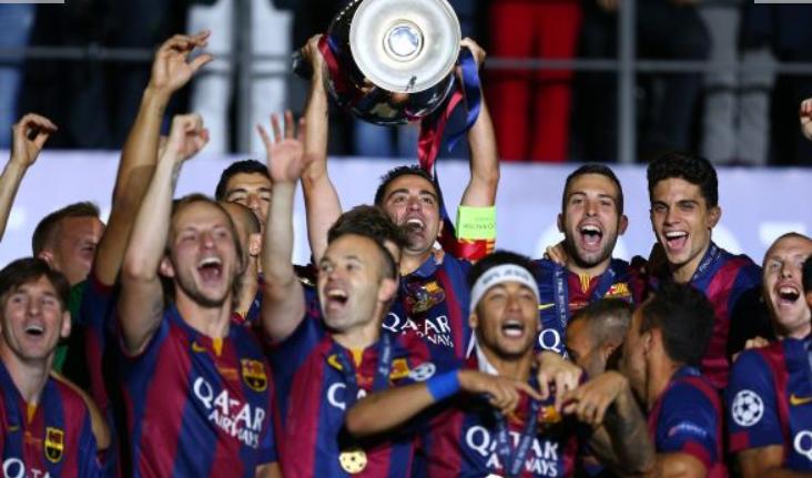 Barcelona Campeon 060615