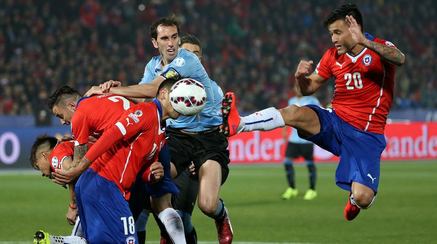 Chile-Uruguay 6