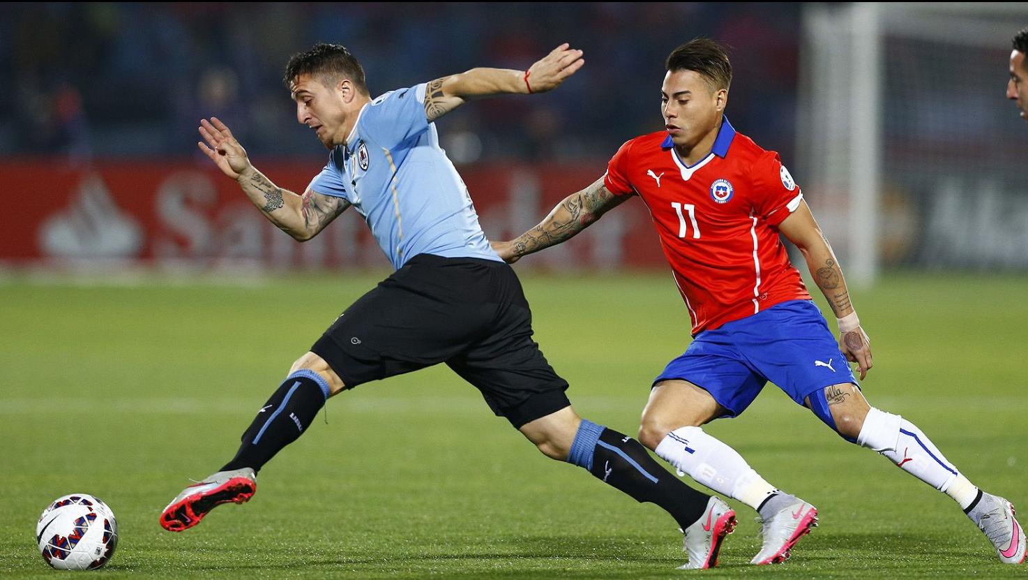 Chile -Uruguay