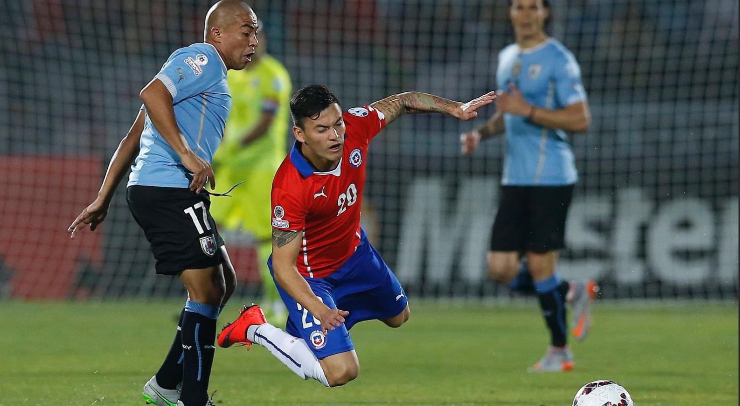 Chile -Uruguay2