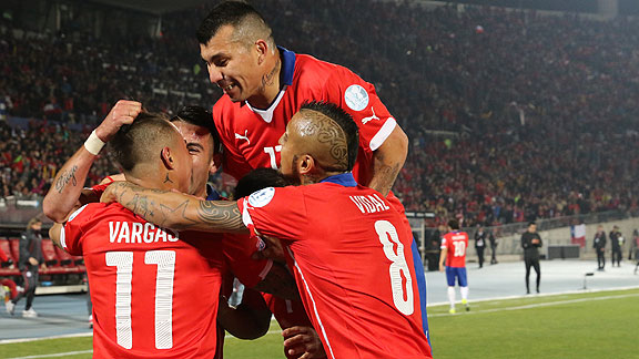Chile a la Final