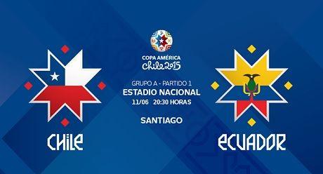 Chile-vs-Ecuador-en-la-inauguración-de-la-Copa-América-2015