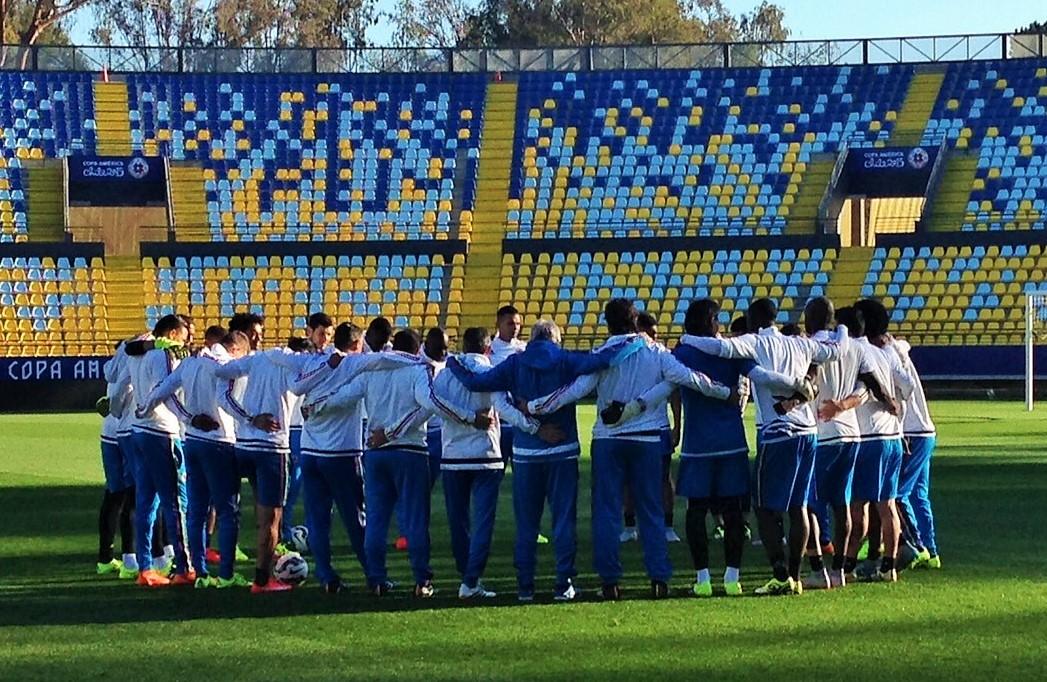 Colombia espera a Argentina