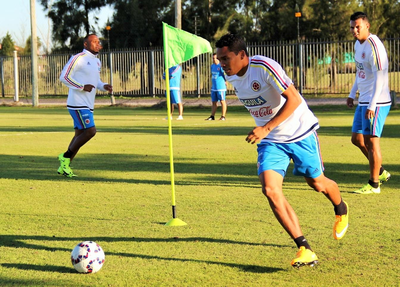 Colombia sigue entrenando en Buenos Aires3