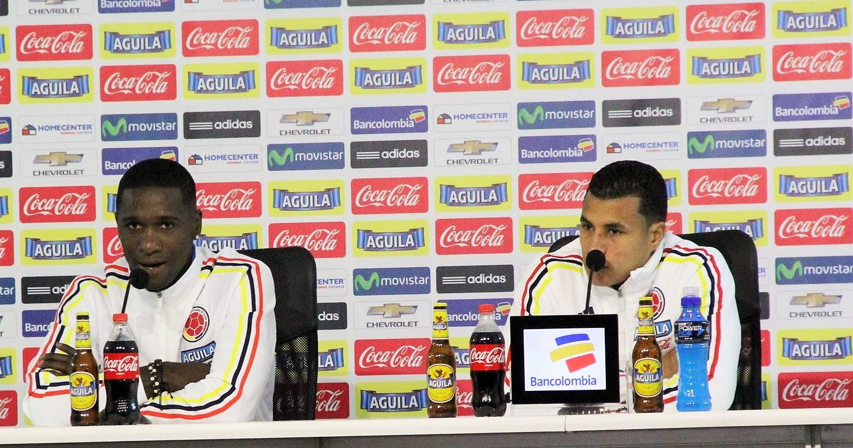 Colombia tuvo trabajo de recuperación