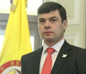 Director del Unidad Nacional de Protección, Daniel Mora.
