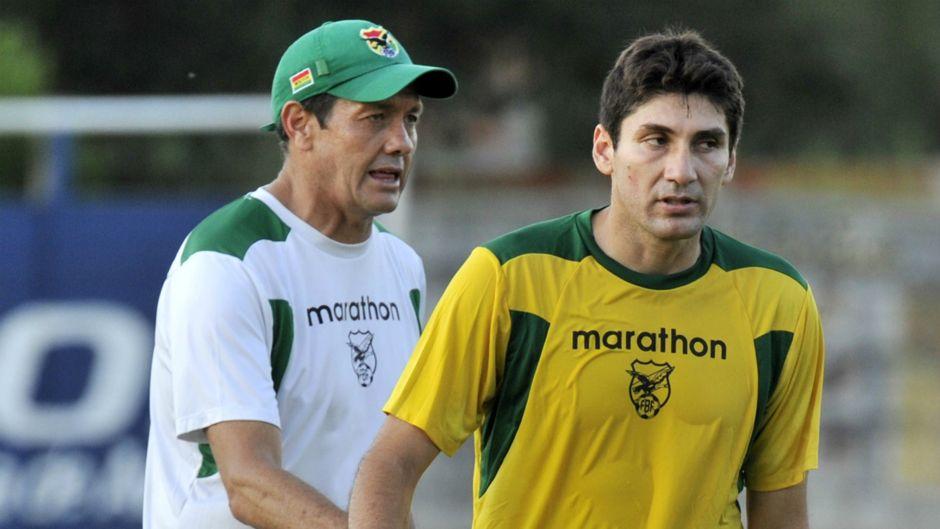 El defensor Ronald Raldes será el encargado de sostener a Bolivia.