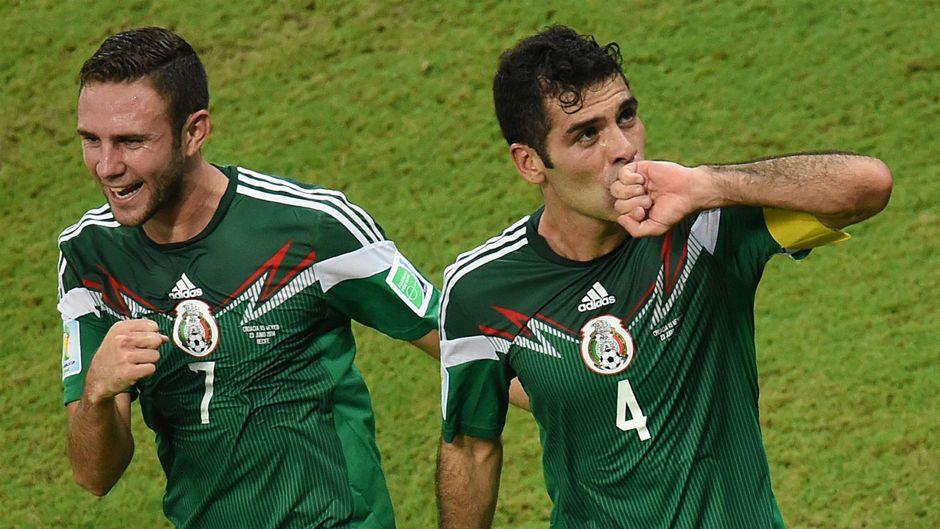 El histórico Rafa Márquez será el encargado de llevar la cinta de capitán de México.