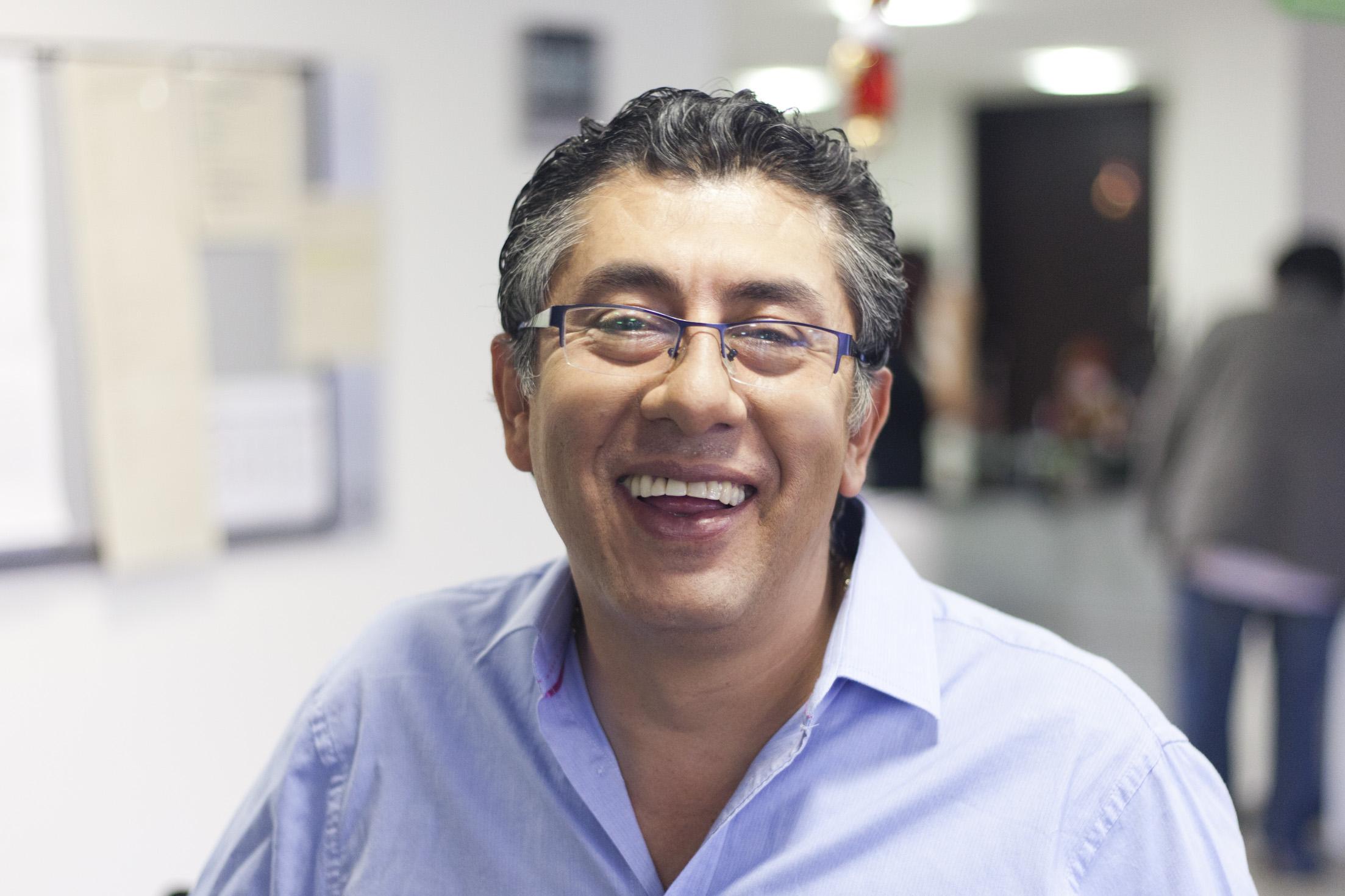 Fotografia Periodista Radio Colombia (RCN Radio)