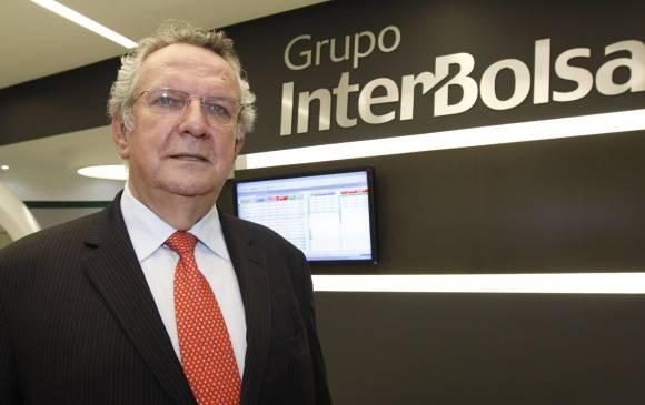Descripción: Presidente del Grupo Interbolsa. Personajes: Rodrigo Jaramillo Correa ( Pte grupo InterBolsa ) Fecha de evento: 04/11/2010. Foto: Edwin Bustamante Restrepo