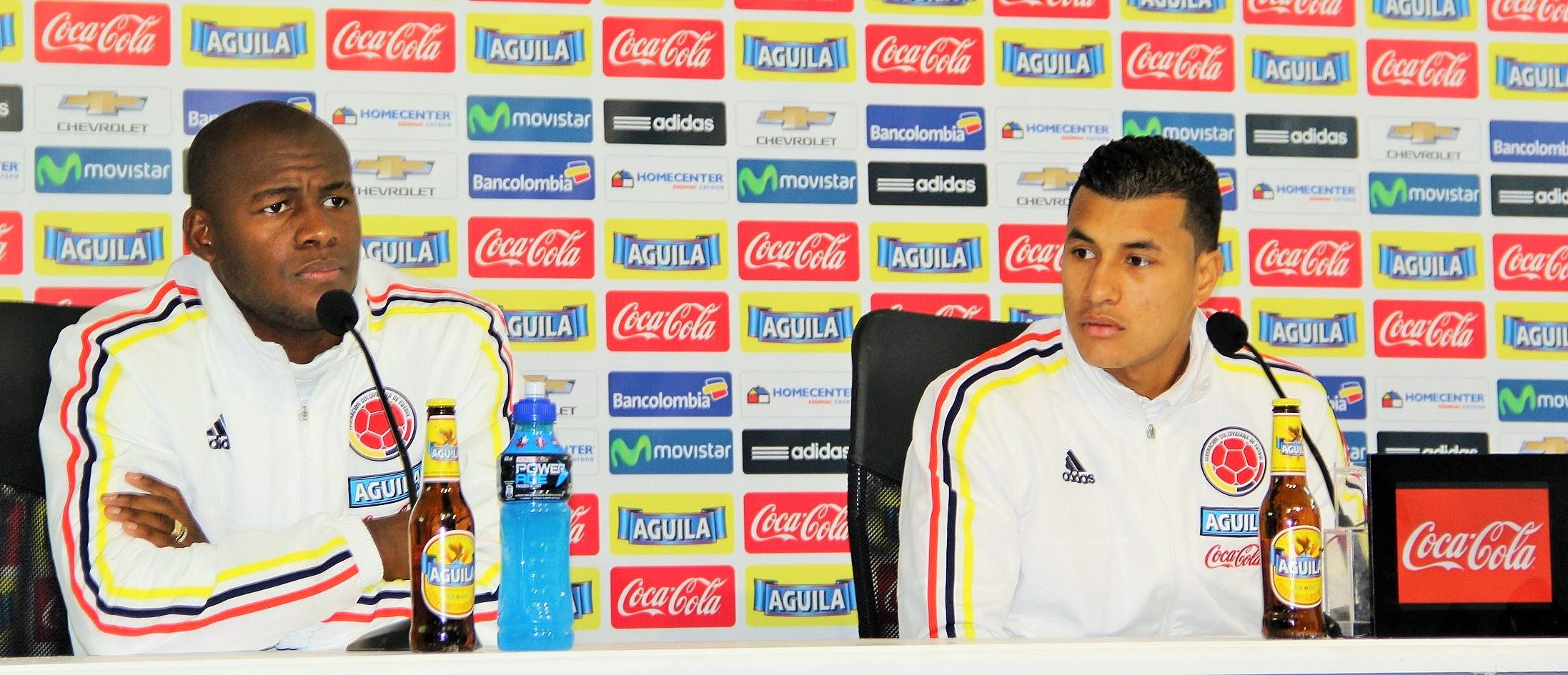 Jeison Murillo-Víctor Ibarbo