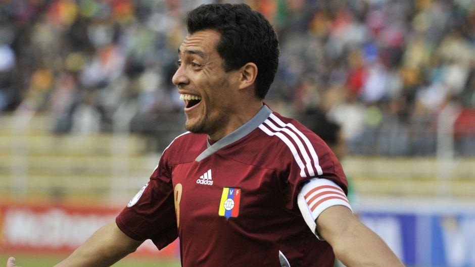 Juan Arango se retira de la Selección de Venezuela comandando al grupo.