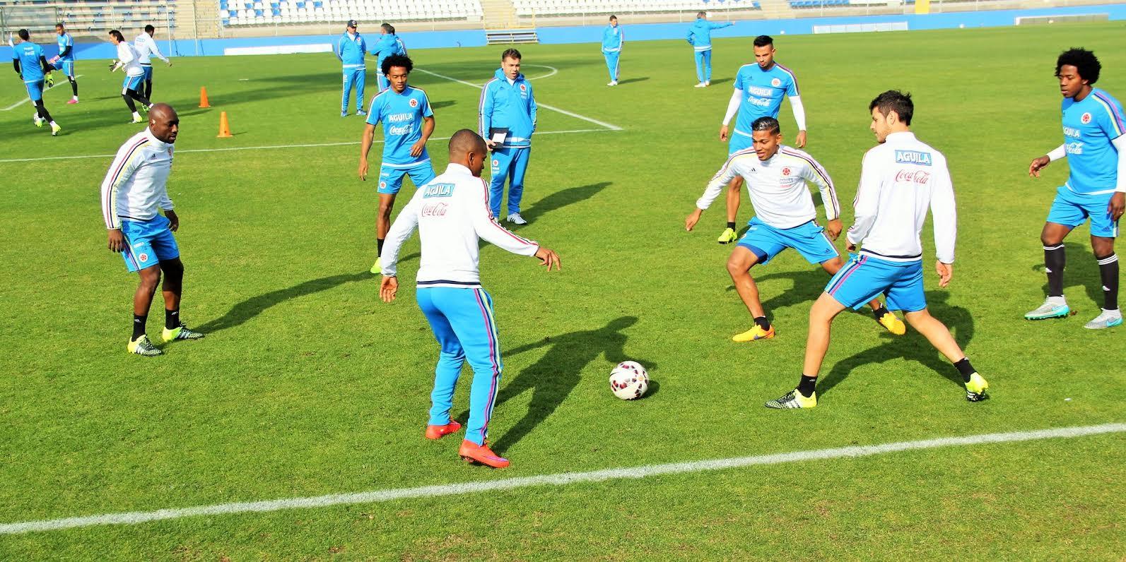 Listos para enfrentar a Argentina