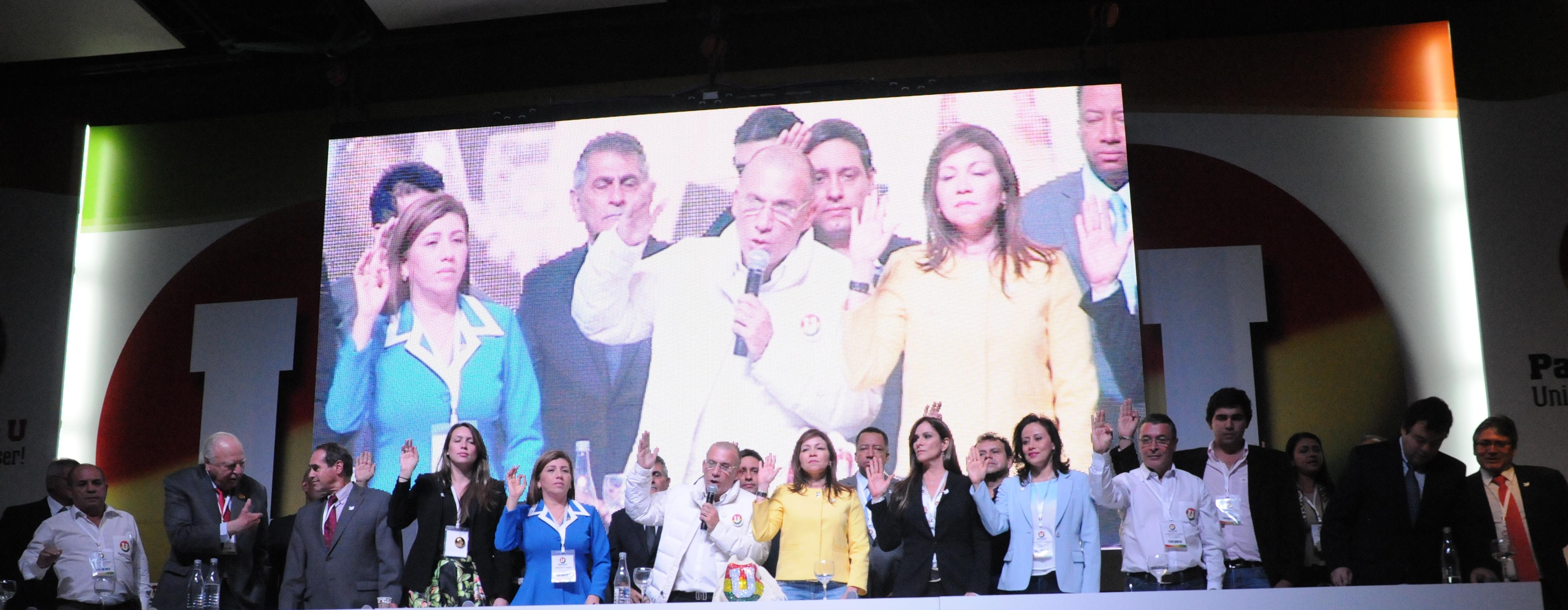Lucy Contento ratificada en la dirección alterna del partido de la U