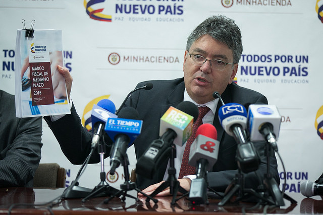 Marco Fiscal de Mediano Plazo de 2015 - 2026  A