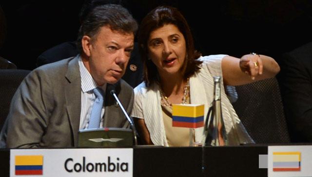 Presidente y Canciller