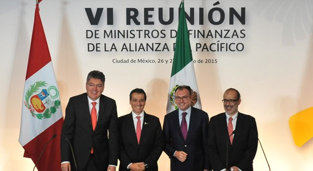 Mensaje a medios con motivo de la VI Reunión de Ministros de Finanzas de la Alianza Del Pacífico, que se llevó a cabo en la Ciudad de México