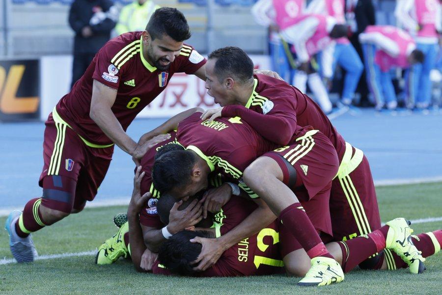 Venezuela ganó a Colombia3