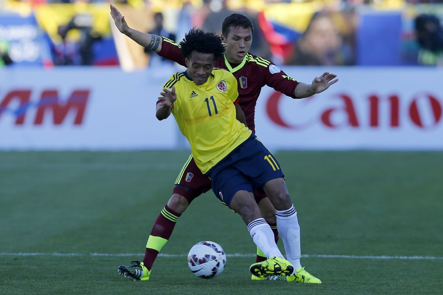 Venezuela ganó a Colombia5