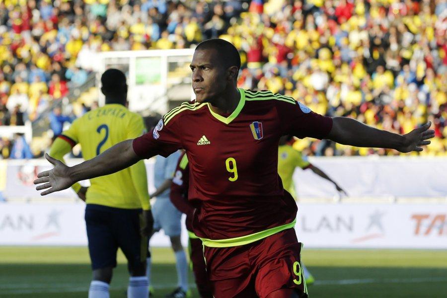 Venezuela ganó a Colombia6