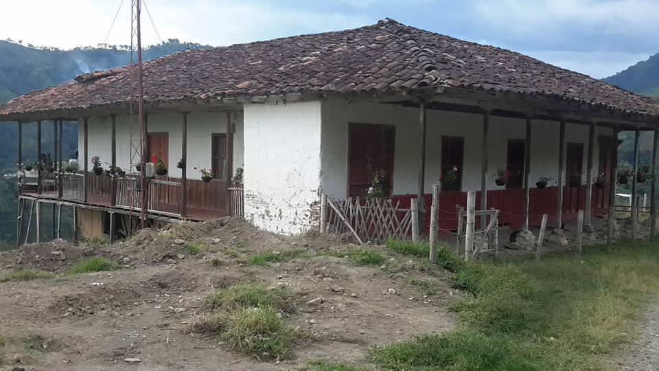 Vivienda rural en Pan de Azucar (Neira)