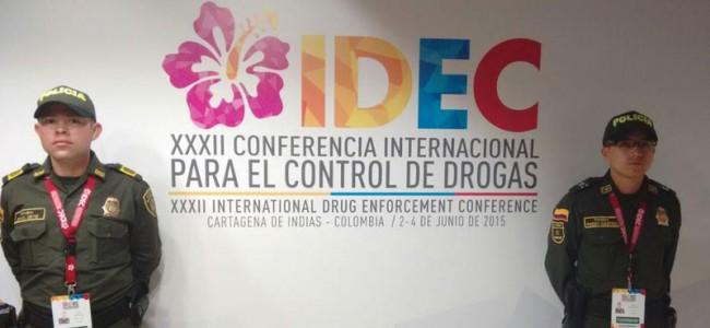 XXXII Conferencia Internacional de Drogas (IDEC)